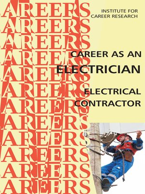 cover image of Career As An Electrician/Electrical Contractor
