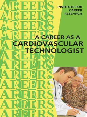 cover image of Career as a Cardiovascular Technologist