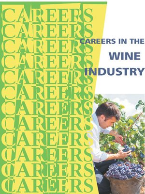 cover image of Careers in the Wine Industry