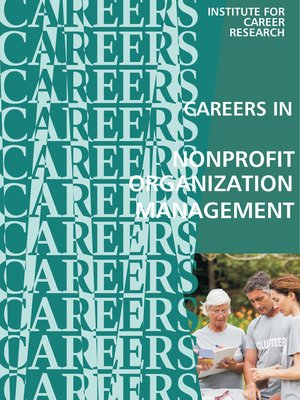 cover image of Careers in Nonprofit Management