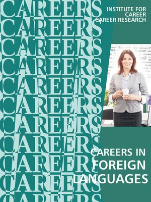 cover image of Careers in Foreign Languages