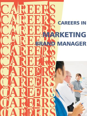 cover image of Careers in Marketing Brand Manager