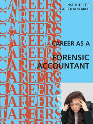 cover image of Career as a Forensic Accountant