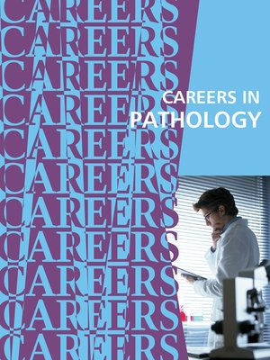 cover image of Careers in Pathology