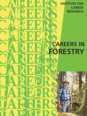 cover image of Careers in Forestry