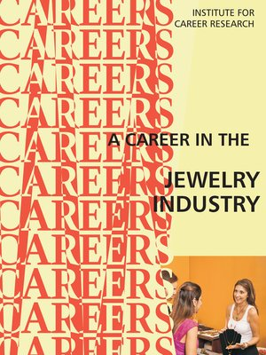 cover image of Career in the Jewelry Industry