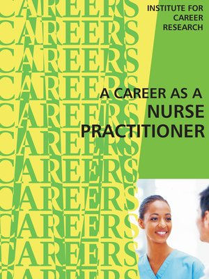 cover image of Career as a Nurse Practitioner
