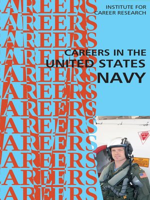 cover image of Careers in the United States Navy