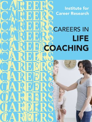 cover image of Careers in Life Coaching