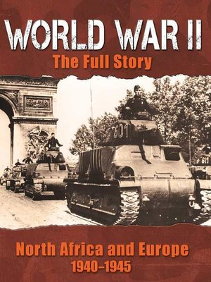 cover image of North Africa and Europe 1940-1945