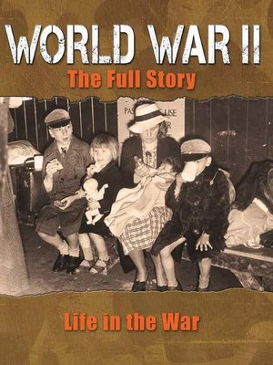 cover image of Life in the War