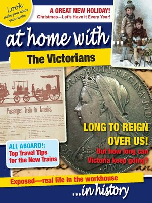 cover image of The Victorians