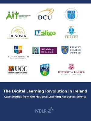 cover image of The Digital Learning Revolution in Ireland