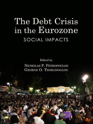 cover image of The Debt Crisis in the Eurozone