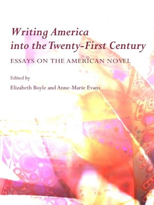 cover image of Writing America into the Twenty-First Century