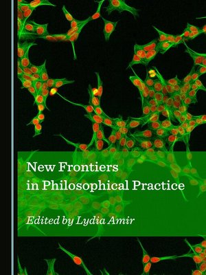 cover image of New Frontiers in Philosophical Practice