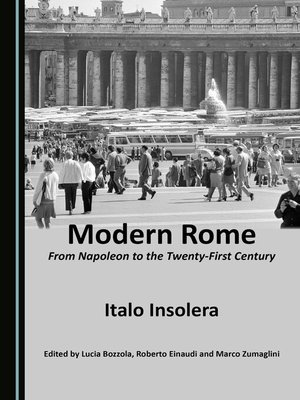 cover image of Modern Rome