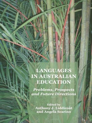 cover image of Languages in Australian Education