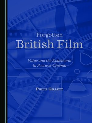 cover image of Forgotten British Film