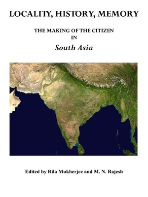 cover image of Locality, History, Memory