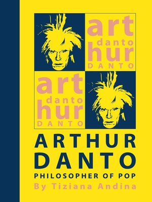 cover image of Arthur Danto