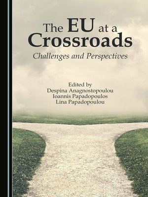 cover image of The EU at a Crossroads