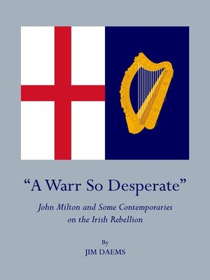 """cover image of """"A Warr So Desperate"""""""