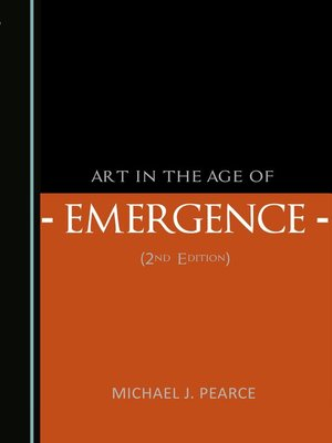 cover image of Art in the Age of Emergence