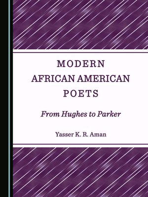 cover image of Modern African American Poets