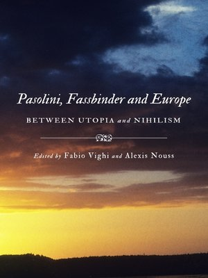 cover image of Pasolini, Fassbinder and Europe