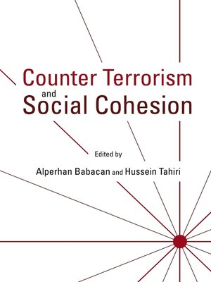 cover image of Counter Terrorism and Social Cohesion