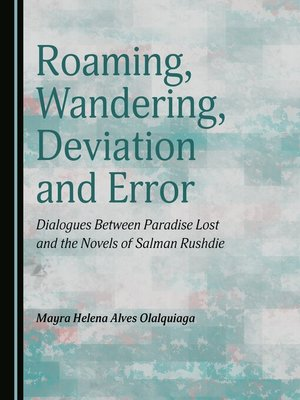 cover image of Roaming, Wandering, Deviation and Error