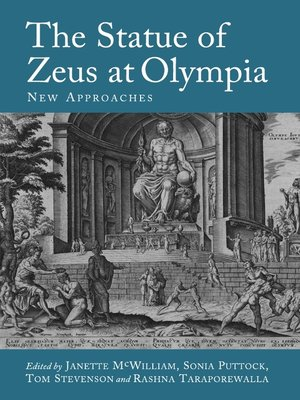 cover image of The Statue of Zeus at Olympia