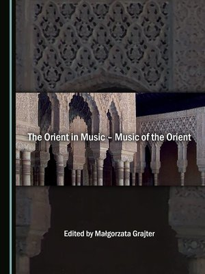 cover image of The Orient in Music--Music of the Orient