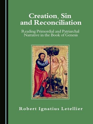 cover image of Creation, Sin and Reconciliation