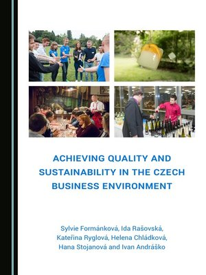 cover image of Achieving Quality and Sustainability in the Czech Business Environment