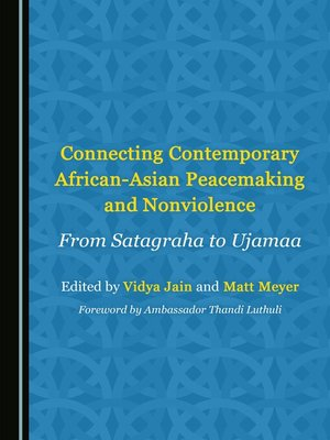 cover image of Connecting Contemporary African-Asian Peacemaking and Nonviolence