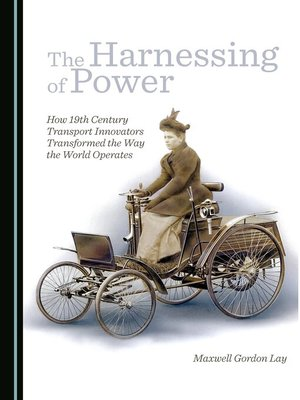 cover image of The Harnessing of Power
