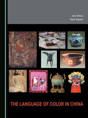 cover image of The Language of Color in China