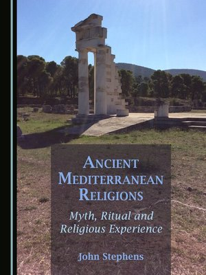 cover image of Ancient Mediterranean Religions