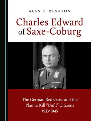 cover image of Charles Edward of Saxe-Coburg