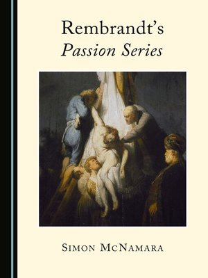cover image of Rembrandt's Passion Series