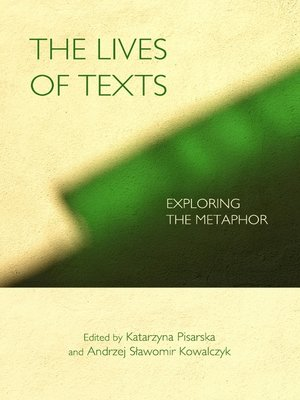 cover image of The Lives of Texts