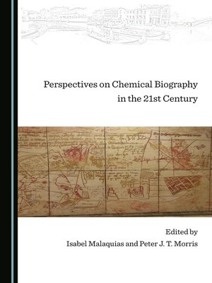 cover image of Perspectives on Chemical Biography in the 21st Century