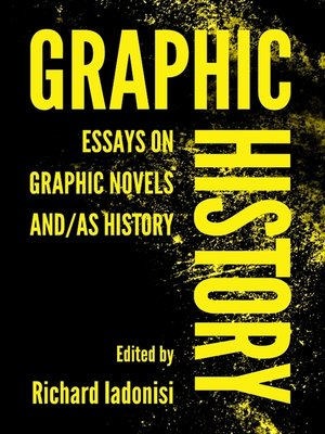 cover image of Graphic History