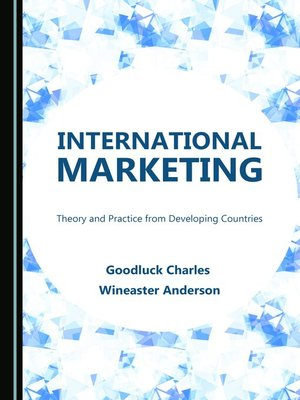 cover image of International Marketing