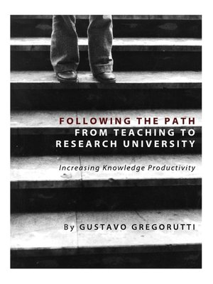 cover image of Following the Path from Teaching to Research University