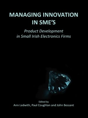 cover image of Managing Innovation in SMEs