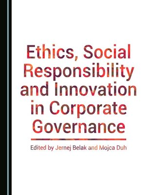 ethics and corporate social responsibility Nur uysal (phd, university of oklahoma) is an assistant professor in the diederich college of communication at marquette university, usa dr uysal teaches courses in public relations, corporate communication, and corporate social responsibility.