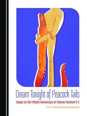 cover image of Dream Tonight of Peacock Tails